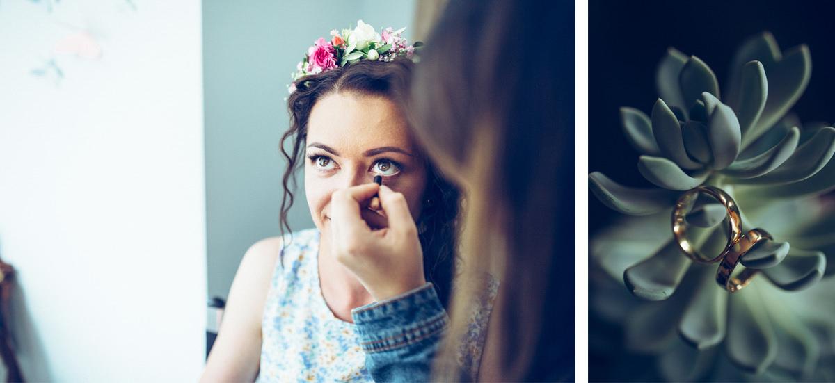 Make up ślubny - Wągrowiec