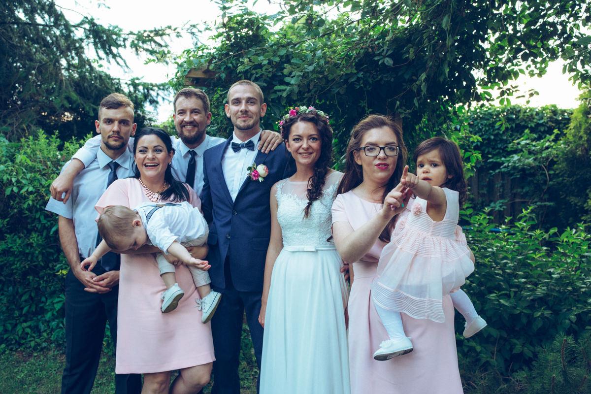 zdjęcia z rodziną