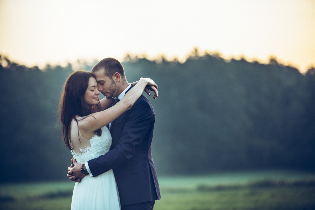Plener fotografia ślubna