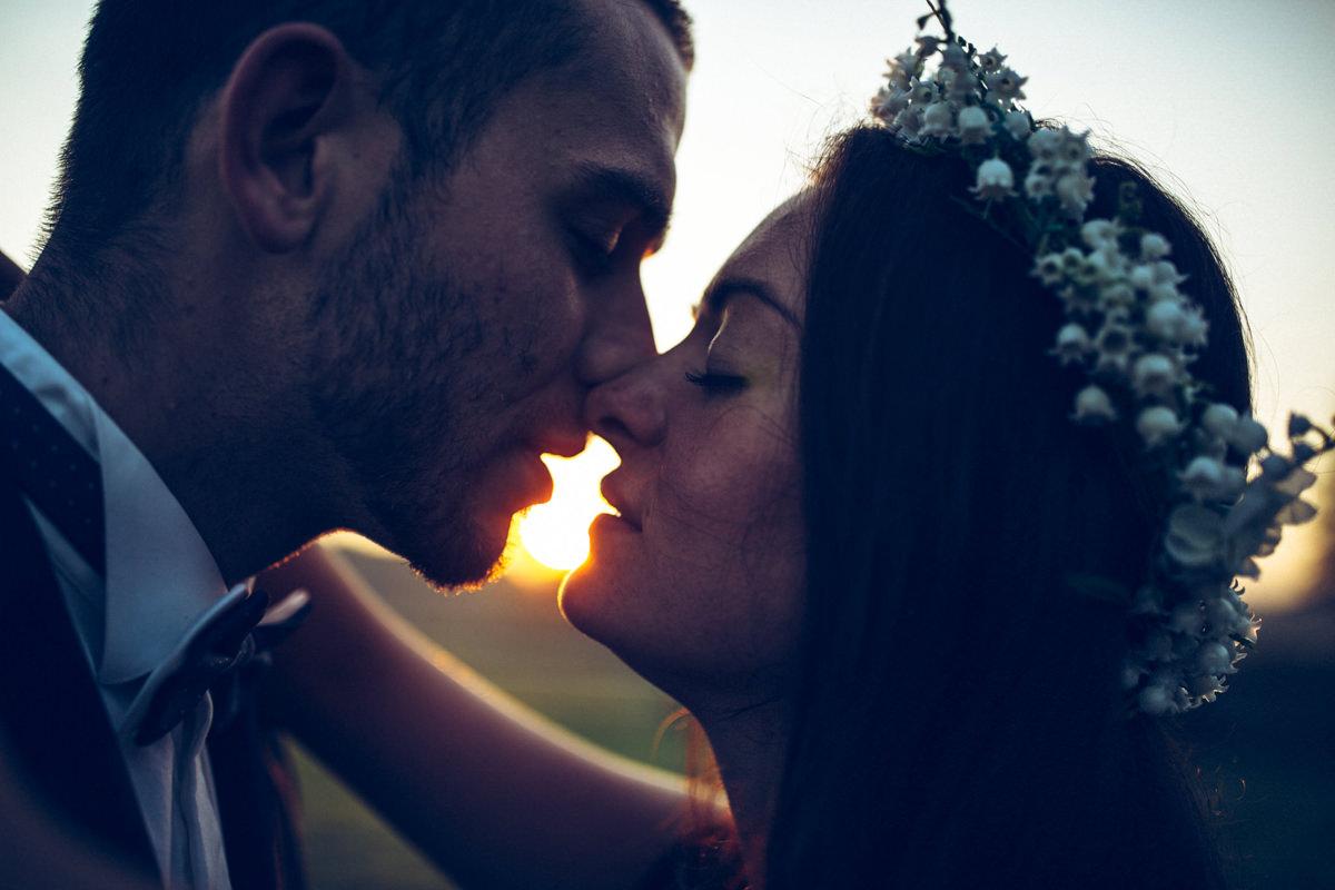 pocałunek o wschodzie