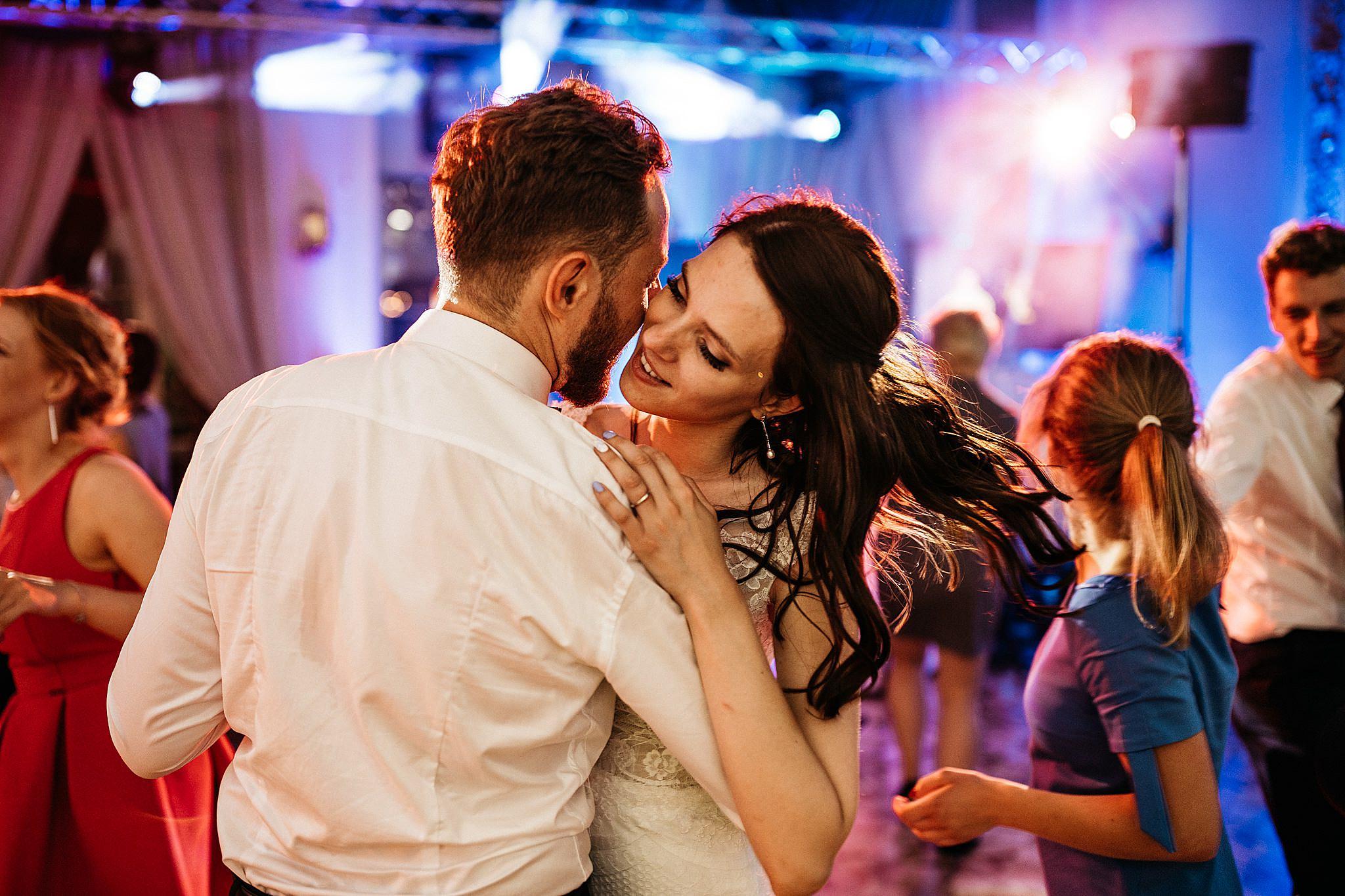Taniec para mloda Biedrusko