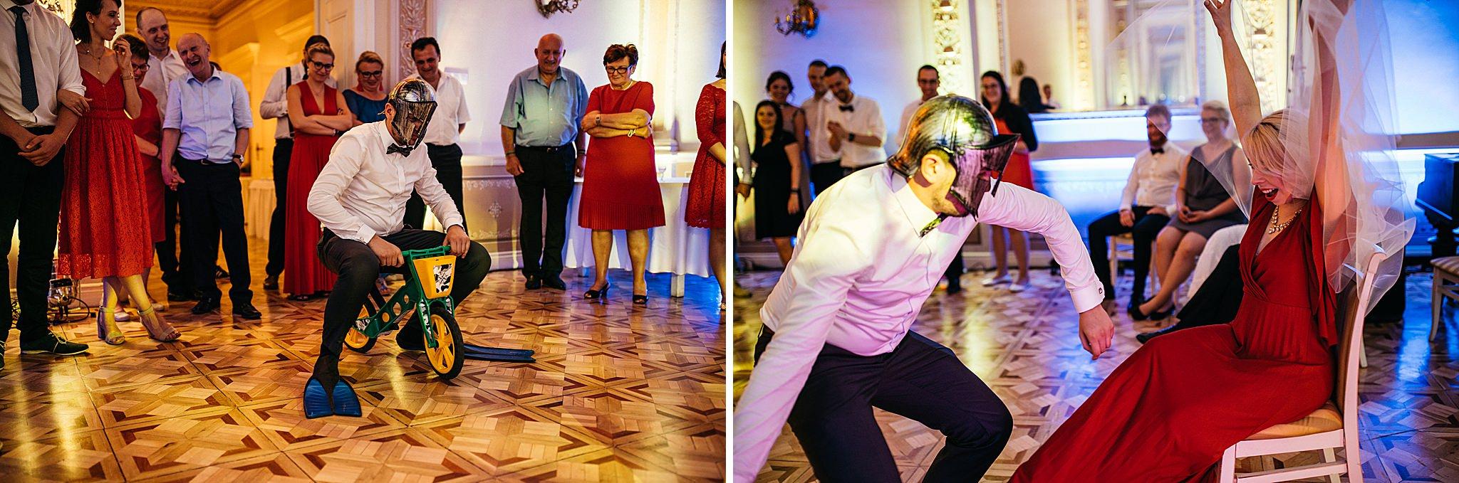 Zabawy weselne Biedrusko Palac