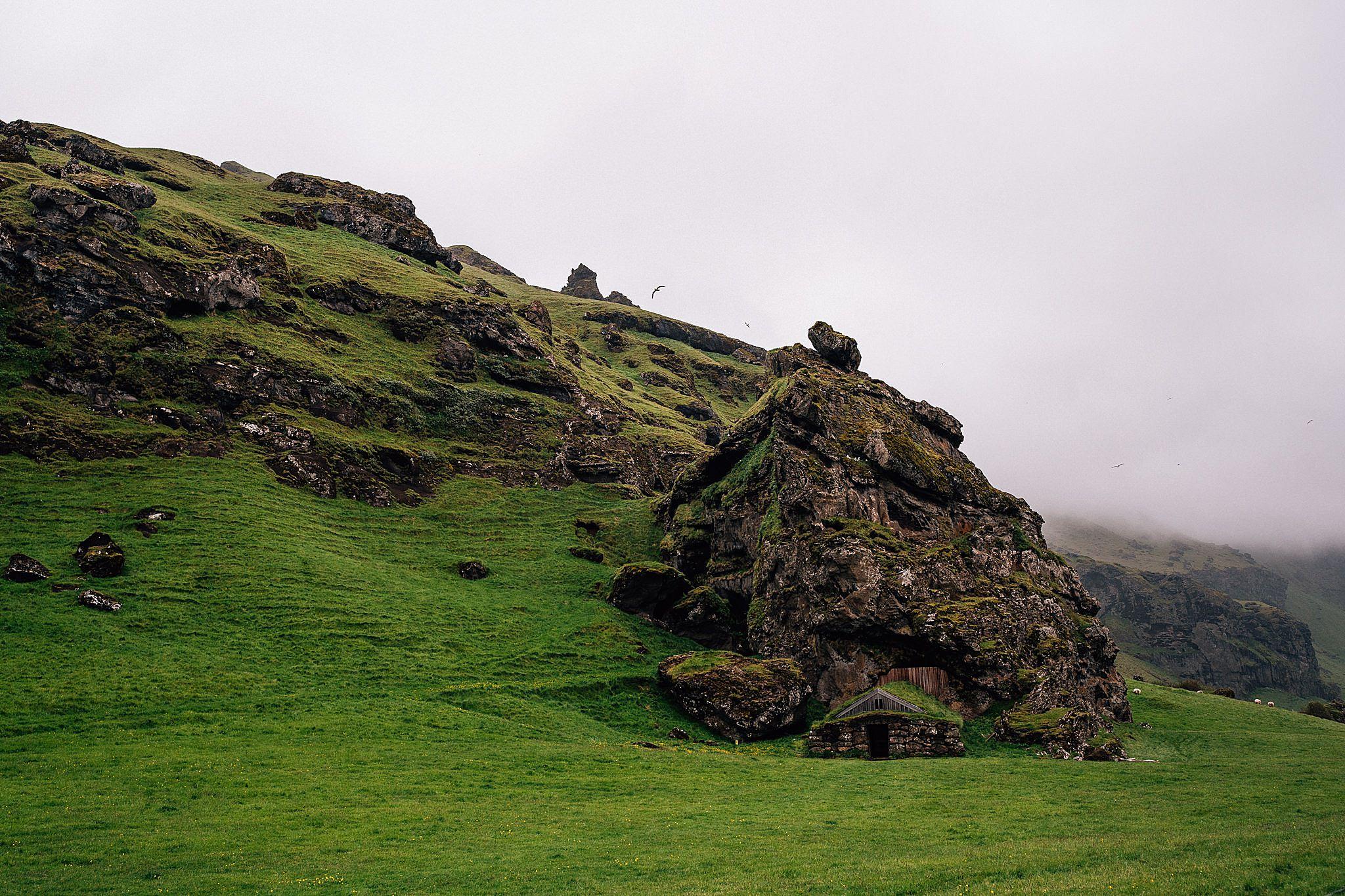 Islandia piekne widoki