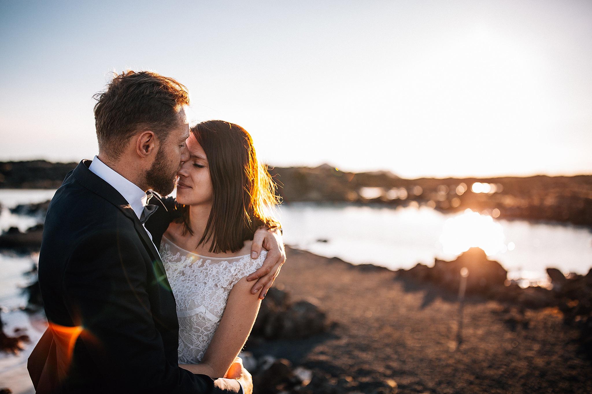 Islandia Blue Lagoon sesja zdjeciowa