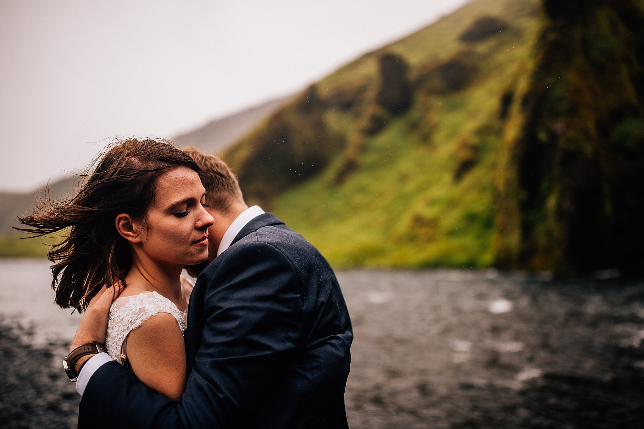 Skogafoss Islandia wodospad